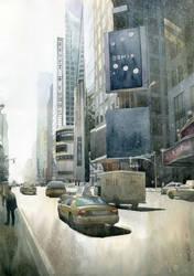 bIg cITy by GreeGW
