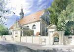 Post-reformation monastery complex in Kalisz