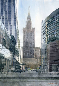 Four faces of Warsaw