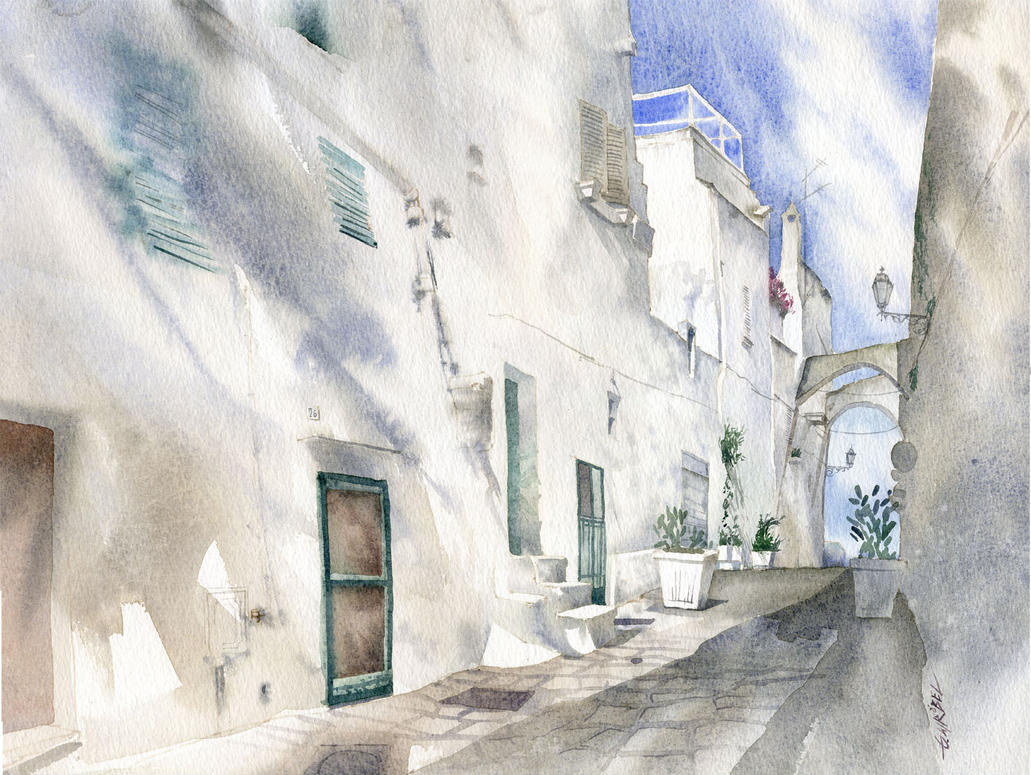 Ostuni by GreeGW
