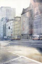 Warsaw Aleje Jerozolimskie