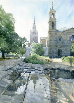 Grzybowski Plaza Warsaw