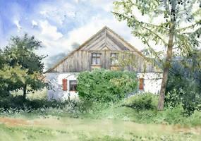 Pyzdry - house by GreeGW
