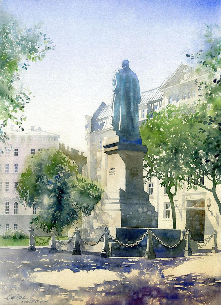 Budapeszt by GreeGW