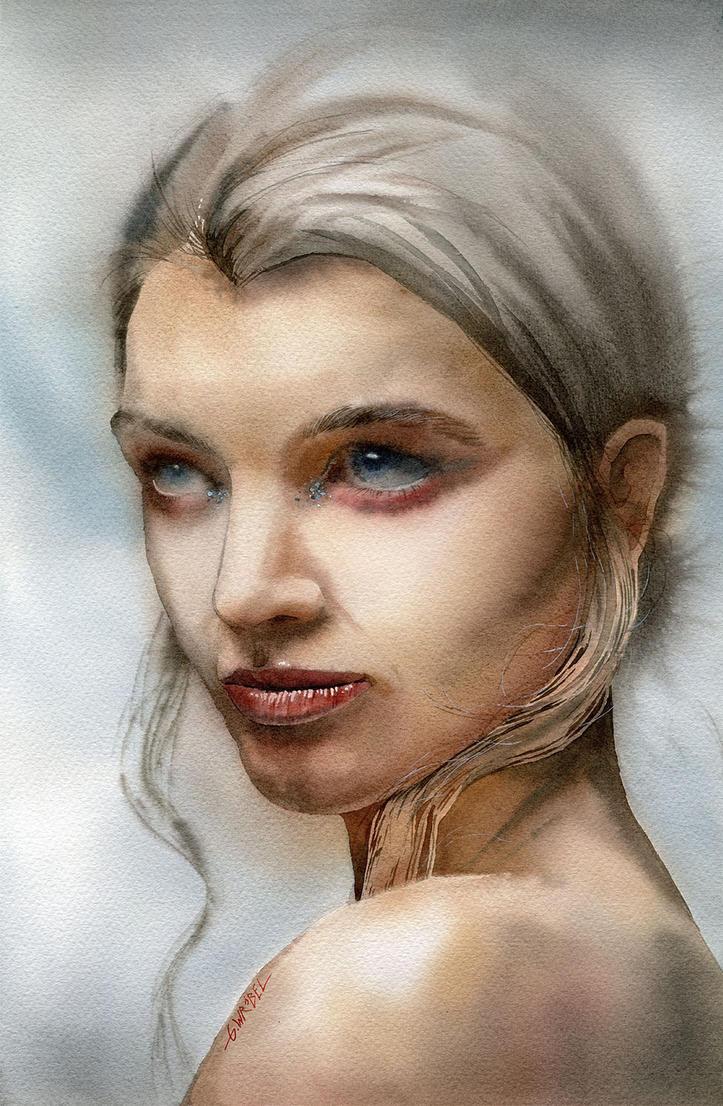 Starlite eyes by GreeGW