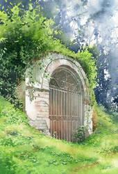 Romantic ruins by GreeGW