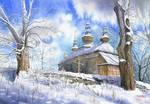 Cerkiew w Komanczy