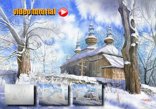 Cerkiew w Komanczy VIDEOTUTORIAL