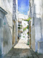 Apulia Cisternino by GreeGW