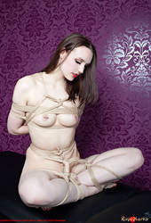 Dutch Dame dominated by Sinteque. by ropemarks