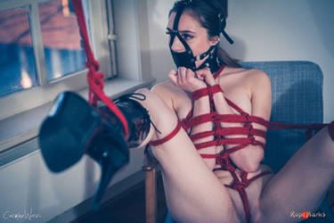 The initiation of Vikalita by ropemarks