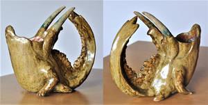 Jhen Mohran Vase (glazed)