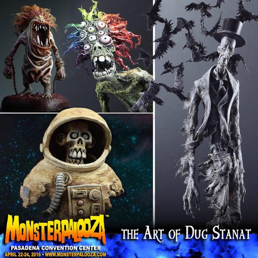 Monsterpalooza 2016 by DugStanat