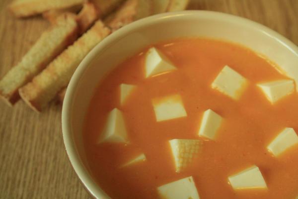 carrot soup by jirafko