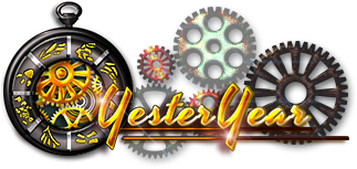 YesterYear Logo/Banner Ver 2.0 by LunarBerry