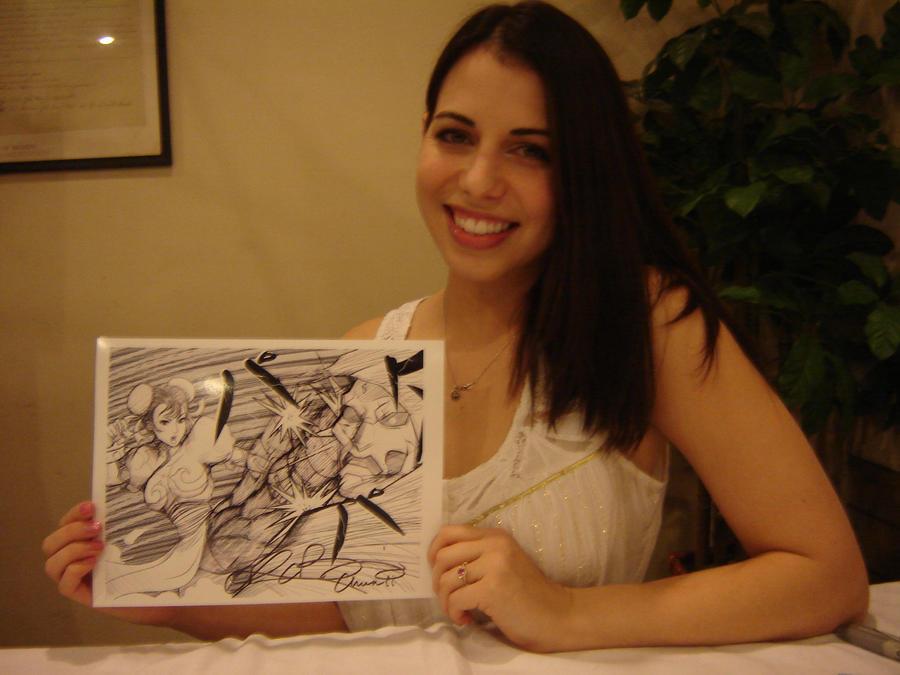 laura bailey voice actress - photo #7
