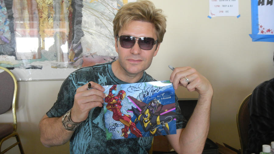 Sac Anime 2012: Vic Mignogna by Hellsender