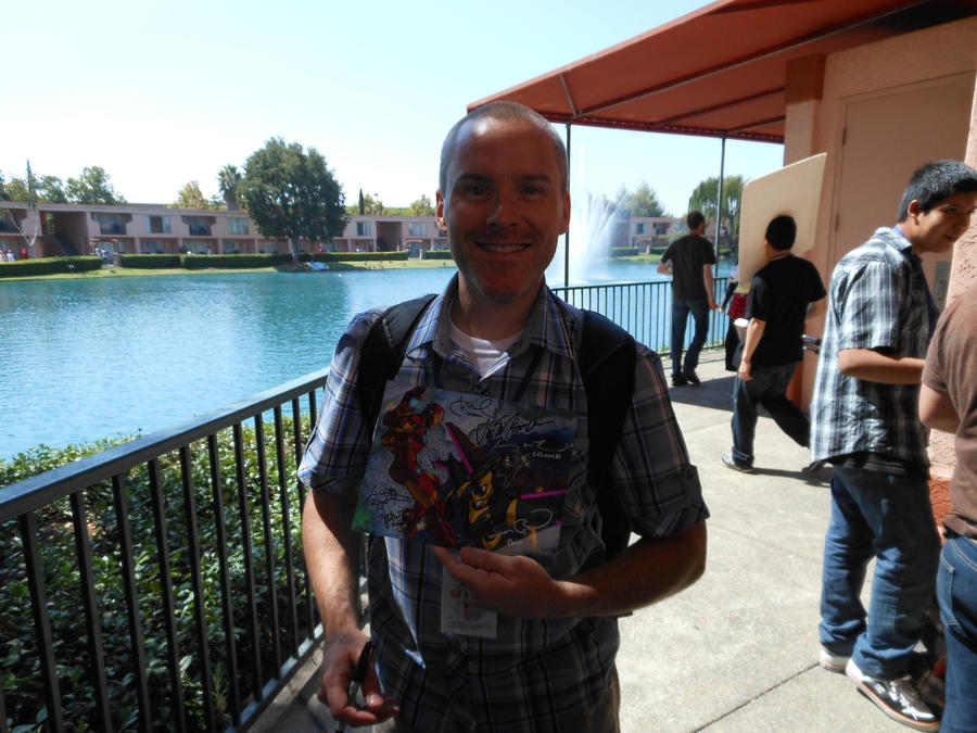Sac Anime 2012: Roger Craig Smith by Hellsender