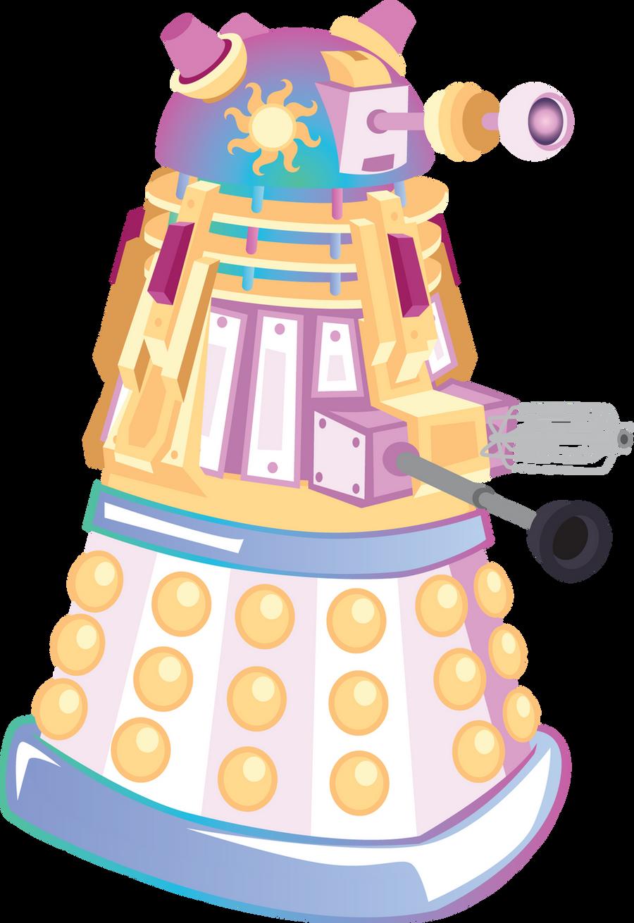 Supreme Dalek Princess by Hellsender