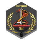 ZNAS Rainbox Six Siege Logo by Metalarchangel