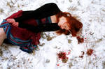 Captive blood enslavement. by vennecto
