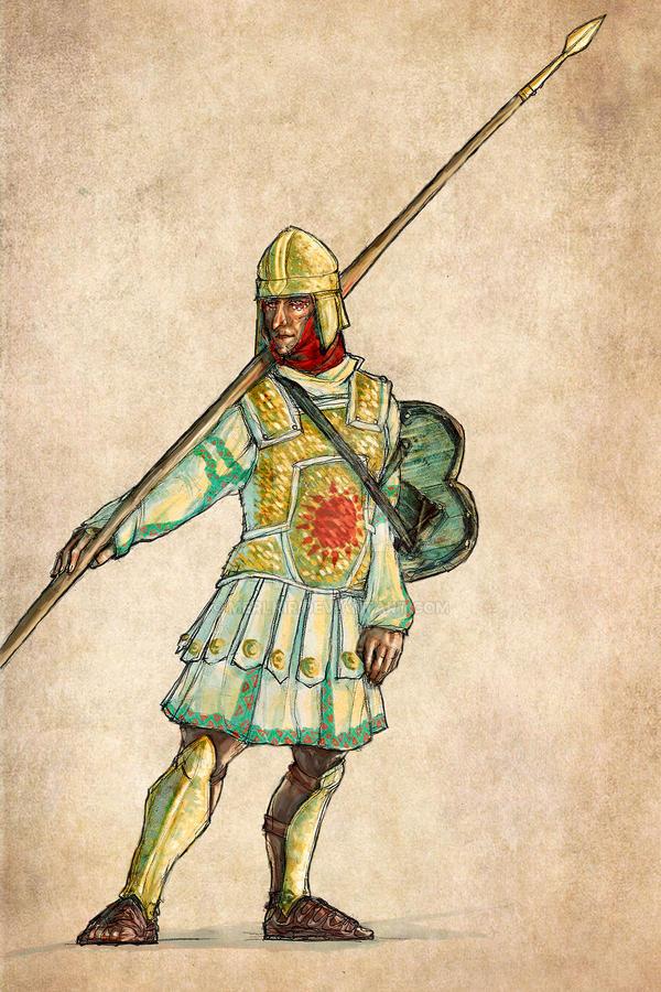 Harad Medium Cavalry by Merlkir