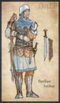 Barding Archer Color