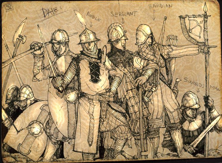 Men of Dale by Merlkir