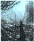 Woodwosse shaman