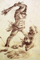 Troll slayer by Merlkir