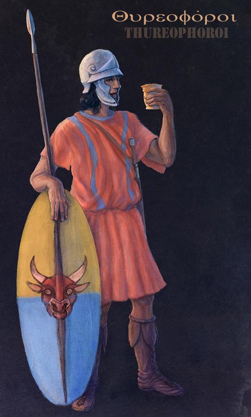 Thureophoros n.1 by Merlkir