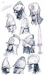 Corsair Helmets