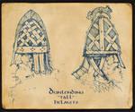 Dunnish Tall Helmets