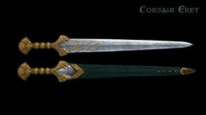 Corsair Eket by Merlkir