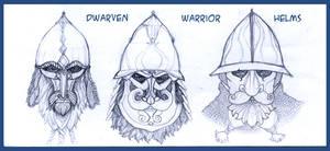 Dwarven Helmets