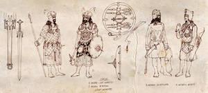 Archaic Light Infantry