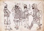 Archaic Cavalry