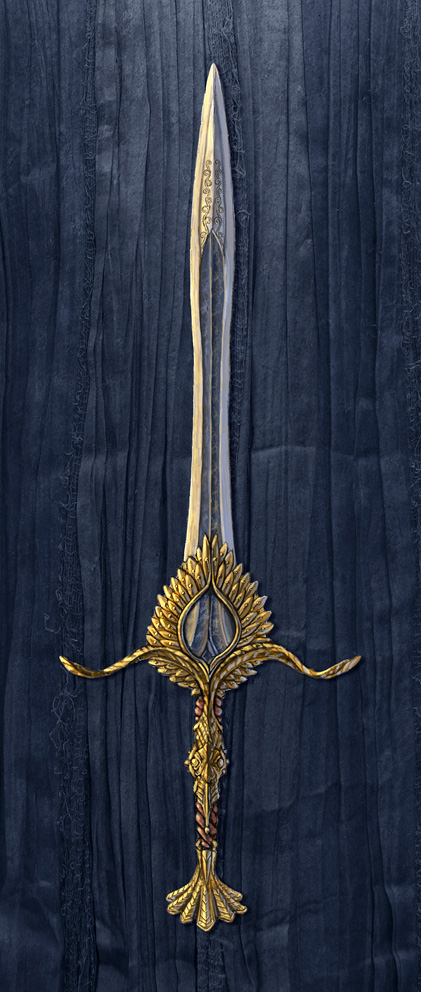 Sword design 1 by Merlkir
