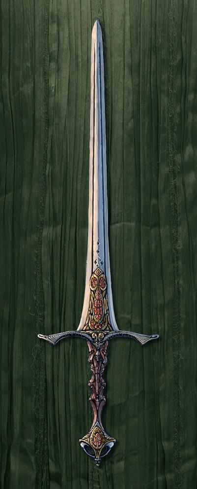 Sword Design 2 by Merlkir