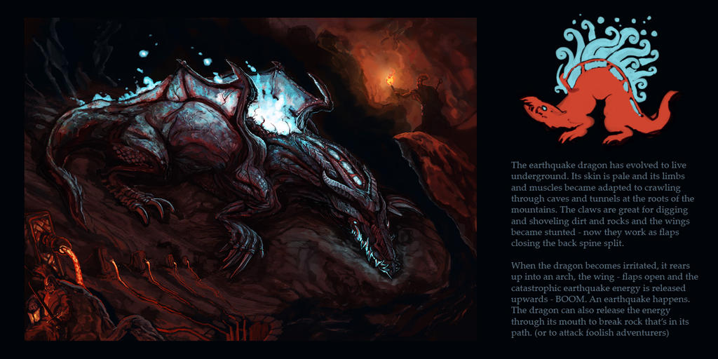 CT: Catastrophic Dragon by Merlkir