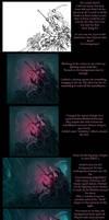 Drow vs. Mindflayer Tutorial by Merlkir