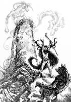 Glorantha: Kolat by Merlkir