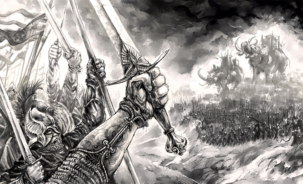 TLD intro: War by Merlkir