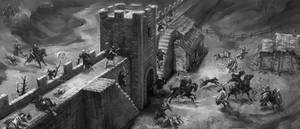 Cthulhu: Picts attack