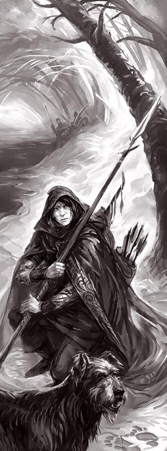 DrDII: Hunter by Merlkir