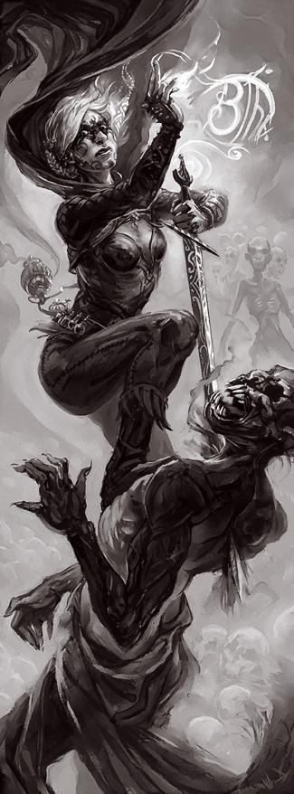 DrDII: Witcher by Merlkir