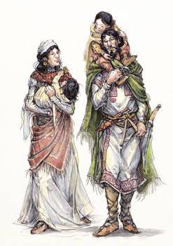 Comati family