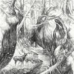Hobbit Tales: Enchanted Stream