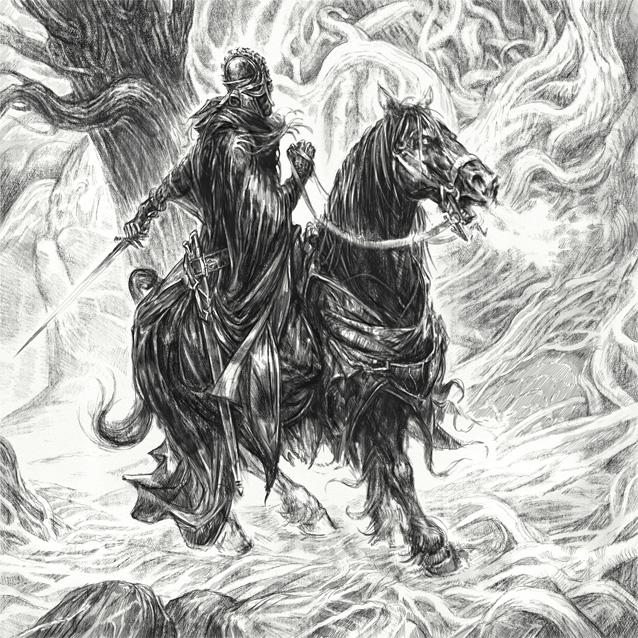 Hobbit Tales: Horseman in the Night by Merlkir