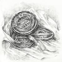 Hobbit Tales: Dwarven Gold by Merlkir